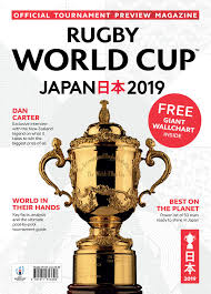 Rugby World Cup 2019 Official Tournament Preview Magazine