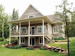 lake house plans with walkout basement fresh timber frame house plans with walkout basement lake house