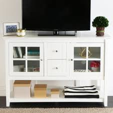 Console Tables Buffet Console Table Inch Tv White By Walker Walker Dining Storage Cabinet