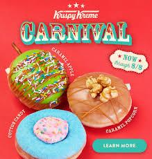 krispy kreme doughnuts coffee drinks