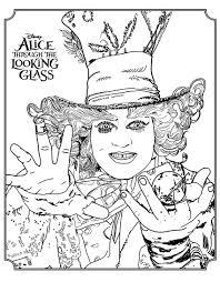 Alice De L Autre Cote Du Miroir Disney Films C L Bres