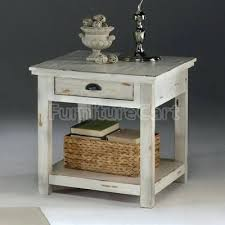distressed white wood furniture. Distressed Wood Furniture Amazing White End Table Tables Outdoor For Regarding Decorations 3 C