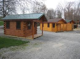 trophy amish log cabins tiny house blog shipshewana cabin lodging packages