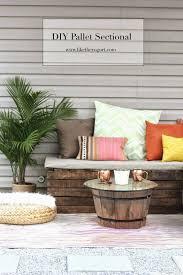 outdoor furniture ideas. Chic Cantina DIY Outdoor Furniture Ideas