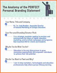 Resume With Branding Statement Resume Branding Statement Examples Depositfoundations Ml