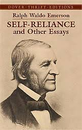 self reliance and other essays by ralph waldo emerson 123845