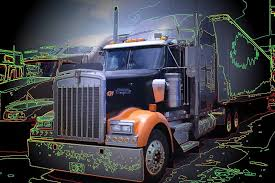 special truck special effect hd