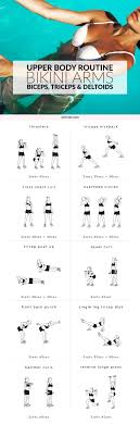 sculpt sleek toned arms and shoulders with this upper body workout for women a