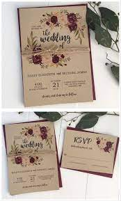 Designing your wedding invitations can be one of the most stressful things. The 15 Best Wedding Invitations Of 2018 From Elegant To Rustic To Laser Cut Beyond