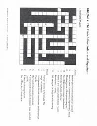 World History Patterns Of Interaction Pdf Magnificent Crossword French Revolutionle Pdf Ideas
