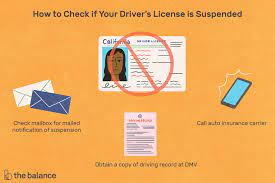 is your license suspended here s how