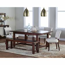 inch rectangular dining table belham living bartlett extension