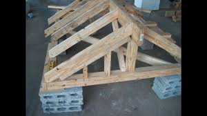 stacking a gable roof
