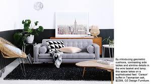 oz furniture design. Oz Design Furniture One Room Two Ways With Best Decoration E