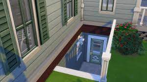 best idea for the basement sims house