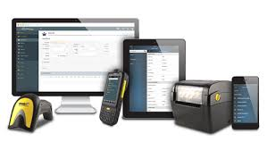 Inventory Software System Asset Tracking Barcode Scanners