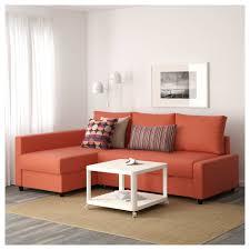 friheten corner sofa bed with storage skiftebo dark orange with wonderful ikea friheten sofa bed