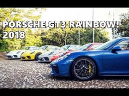 2018 porsche gt3 touring. modren 2018 2018 porsche 911 gt3 in all colors intended porsche gt3 touring