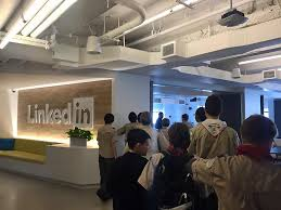 linkedin new york office. LinkedIn Linkedin New York Office K