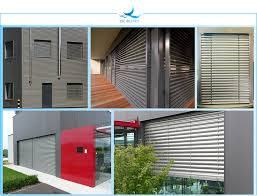 thermal outdoor blinds