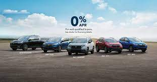 View ganley honda new car specials here for sign'n'drive leases and honda financing offers. Honda S First Ever 0 Apr Offer A Rare Opportunity First Coast Honda Dealers