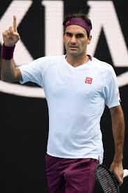 Roger Federer survives SEVEN match points and injury to beat Tennys Sandgren  despite warning for 'f***' outburst