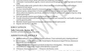 Dental Assistant Objective For Resume Veterinary Assistant Resume Objective Examples Veterinary 90