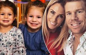 Candice Warner shares adorable school photo of daughters Ivy Mae, four, and  ...