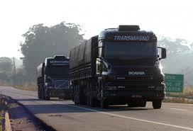 Resultado de imagem para Caminhões receberão chip para impedir roubo de cargas