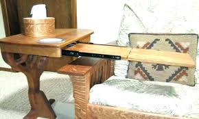 slide under couch table sofa tray home sofas center laptop