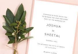 Wedding Invitation Wording Ideas Inspiration Papier
