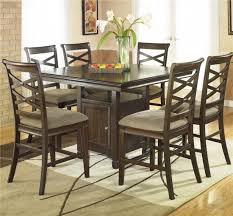 dining room awesome ashley glass dining table ashley