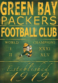 Green Bay Packers Wall Decor Green Bay Packers Clock Wall Decor From ...