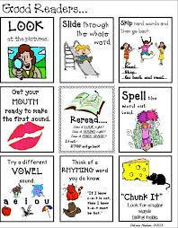 What Good Readers Do Chart For Those With Dyslexia Whole Language Is A Not A Strategy