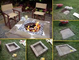 rectangular diy firepits can be built with ease rectangular fire pit projects are easier easy diy area a85 area