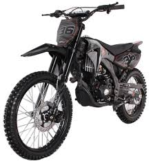 super siren 4 stroke manual dirt bike