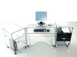 glass office desk furniture executive glass office desk furniture glass office desk