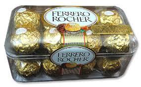 send ferrero rocher chocolates on chocolates to stan
