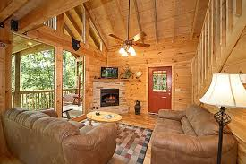 2 room cabins in gatlinburg tn. 2 bedroom fully furnished cabin in gatlinburg - bear-rif-ic room cabins tn