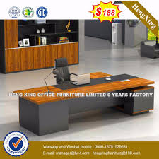 china modern design black glass top steel frame executive office table hx 8n1296 china office desk executive desk