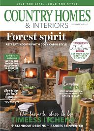 country homes and interiors subscription. Modren Homes Country Homes U0026 Interiors  November 2017 To And Subscription T