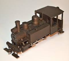 Two vintage O-Scale/On30 kit bashed locomotives made by Al Graves On30  pioneer | #1628298812