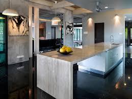 White Marble Kitchen Floor Kitchen Surprising Design For Kitchen Decoration With Light