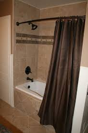 Tile Around Bathtub Surround Decorating Ideas Tub Made Of Bathroom ...