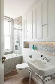 small bathroom remodels. Choosing New Bathroom Design Ideas 2016. Combined Materials To Finish The White Interior Small Remodels