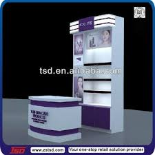 Mac Makeup Display Stands TSDW100 Custom Shopping Mall Mac Makeup Display Standcosmetic 49