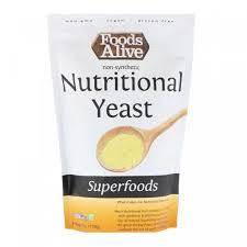<b>Superfoods</b>, <b>питательные дрожжи</b>, Foods Alive, <b>170</b> г (6 унций ...
