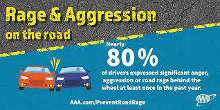 nearly percent of drivers express significant anger aggression  additional resources
