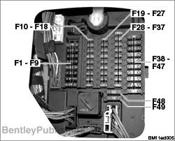 mini cooper service manual bentley publishers click to enlarge and for longer caption if available 610 electrical components