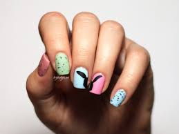 Top 17 Easter Bunny Nail Designs – New Manicure Trend From Famous ...